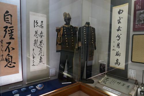 郷土館の展示